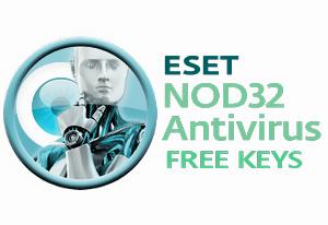 100 свежие ключи для eset nod32 smart security бесплатно