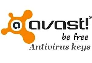 Свежие ключи для Avast Free | Avast Internet Security | Avast Premier & License Zenix