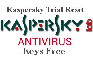 Свежие ключи для Kaspersky Security| Kaspersky Reset Trial